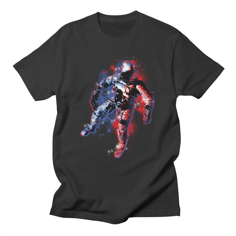 SPACE ODDITY Men's T-Shirt by AGIMATNIINGKONG's Artist Shop