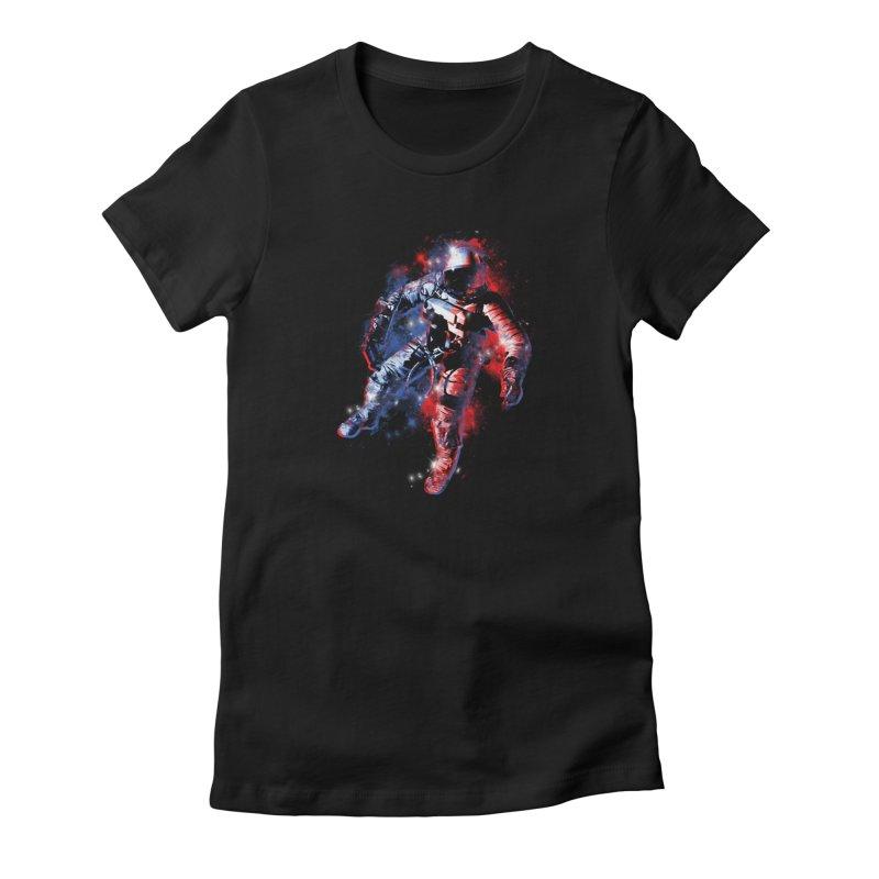 SPACE ODDITY Women's T-Shirt by AGIMATNIINGKONG's Artist Shop