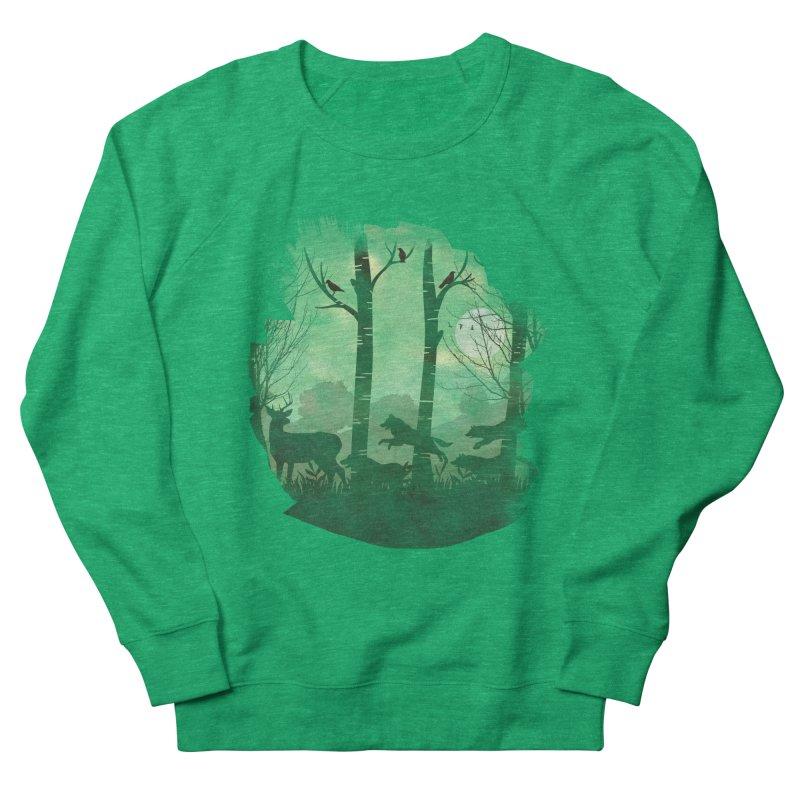 Night Chase Women's Sweatshirt by AGIMATNIINGKONG's Artist Shop