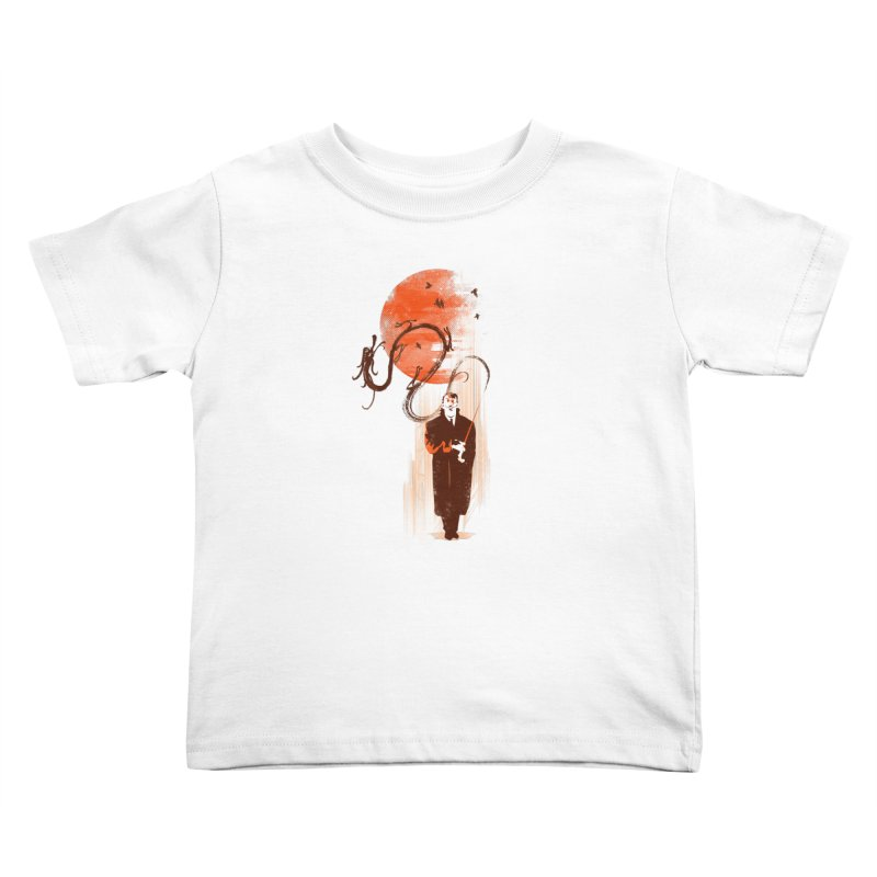 DALI'S DRAGON Kids Toddler T-Shirt by AGIMATNIINGKONG's Artist Shop