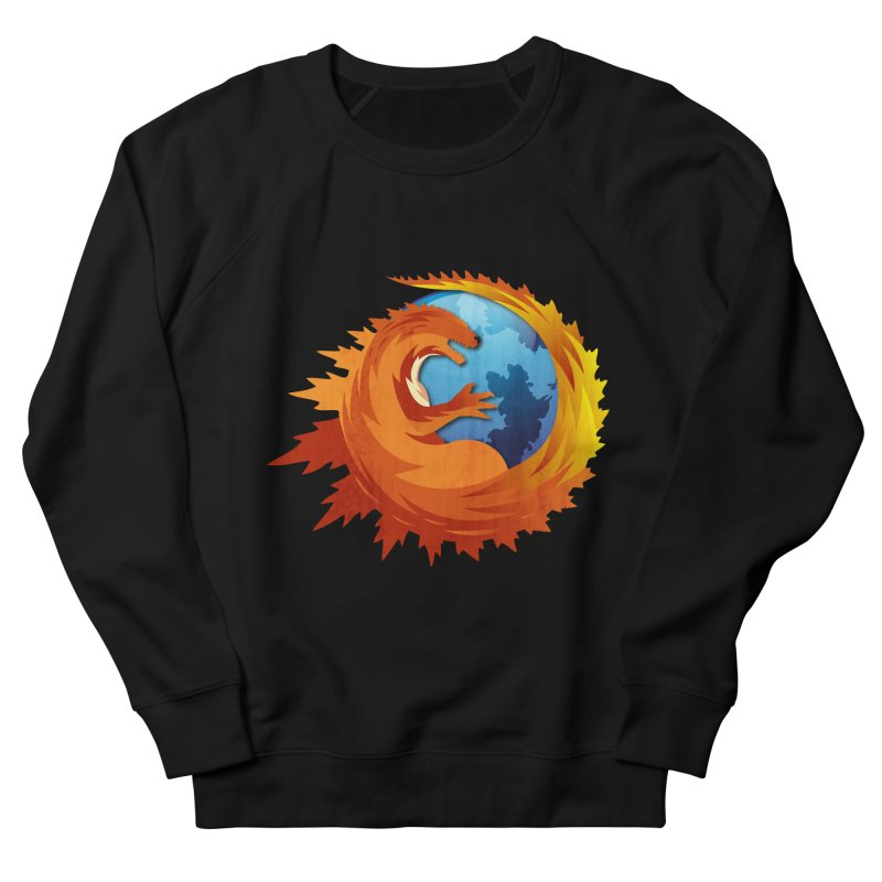 Godzilla Browser Men's Sweatshirt by AGIMATNIINGKONG's Artist Shop