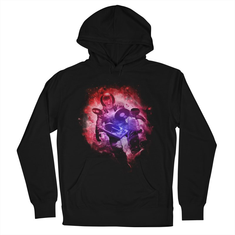 Air Waves Mix Men's Pullover Hoody by AGIMATNIINGKONG's Artist Shop