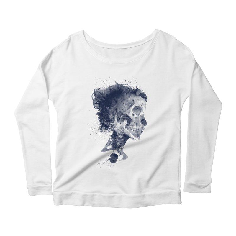 Muertos Women's Scoop Neck Longsleeve T-Shirt by AGIMATNIINGKONG's Artist Shop