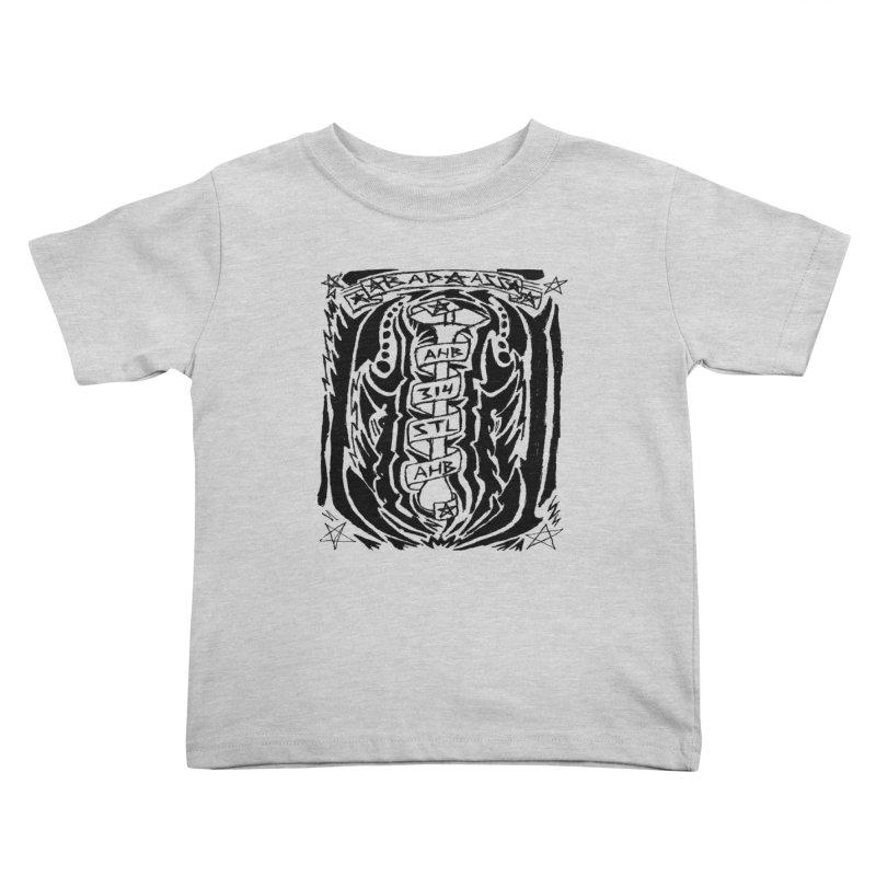 STL Bad Ass Kids Toddler T-Shirt by ArtHeartB