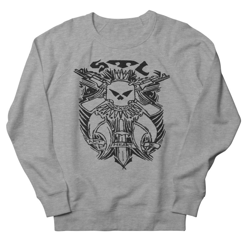 STL Savage Women's Sweatshirt by ArtHeartB