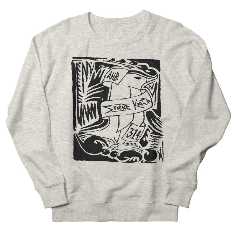 Stone Kold Men's Sweatshirt by ArtHeartB