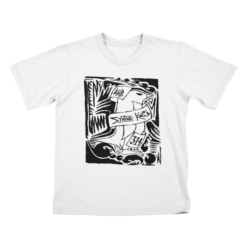 Stone Kold Kids T-Shirt by ArtHeartB
