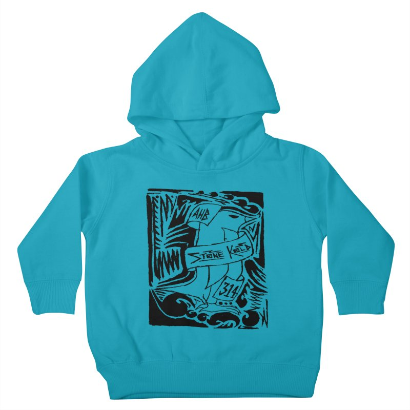 Stone Kold Kids Toddler Pullover Hoody by ArtHeartB