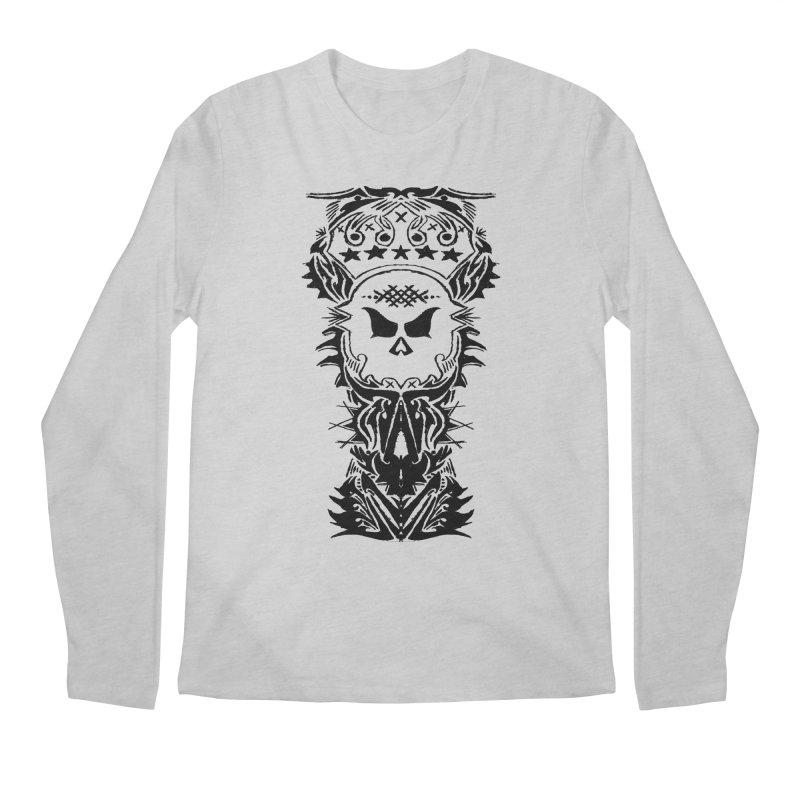 King Vicious Men's Longsleeve T-Shirt by ArtHeartB