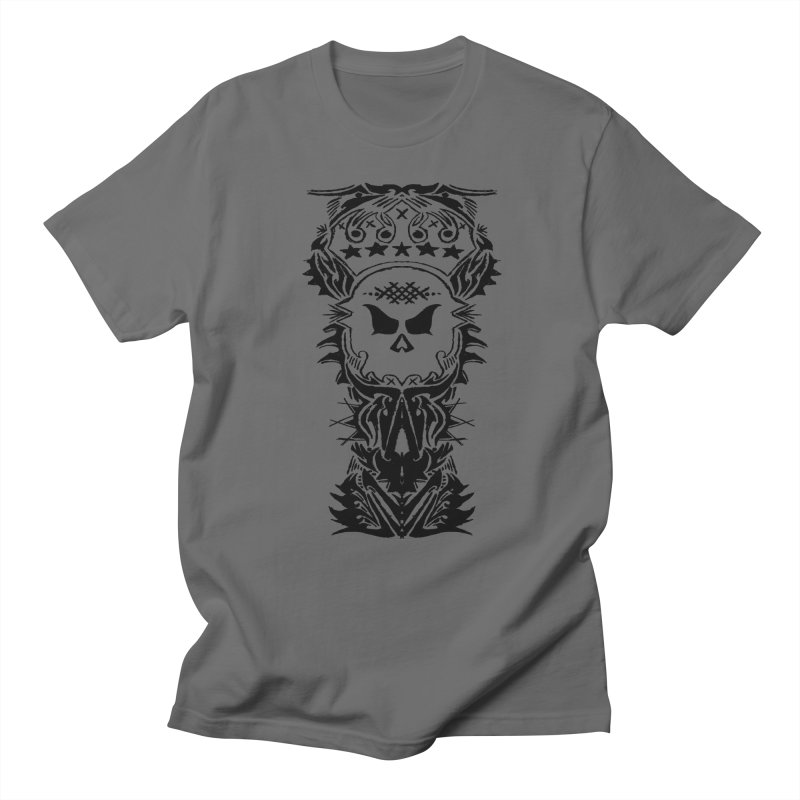 King Vicious Men's T-Shirt by ArtHeartB