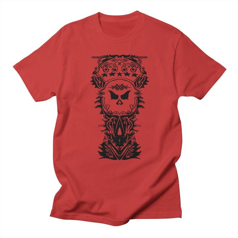 King Vicious Men's T-Shirt by ArtHeartB