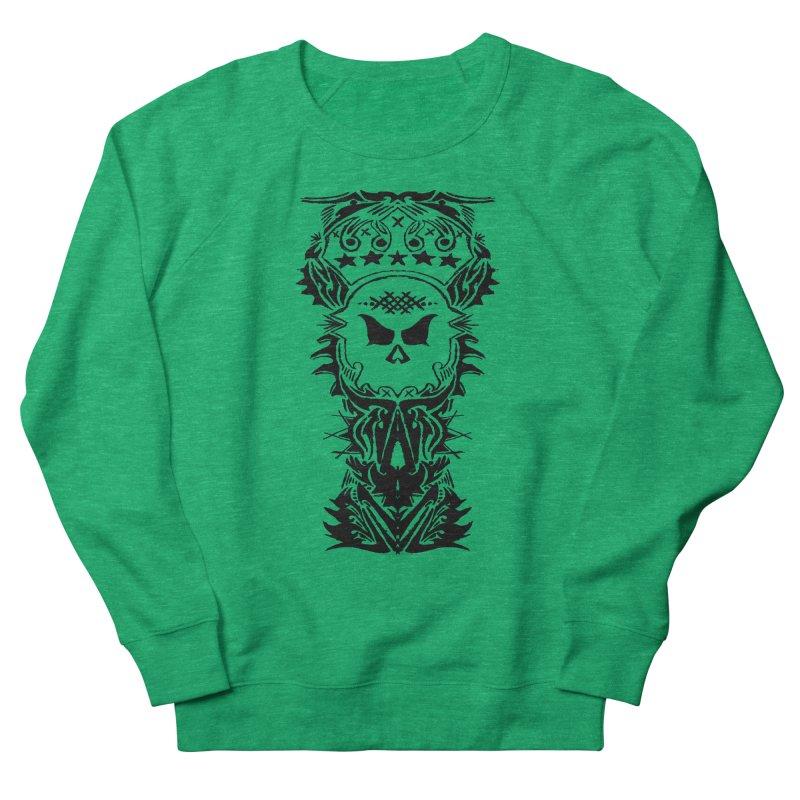 King Vicious Men's Sweatshirt by ArtHeartB