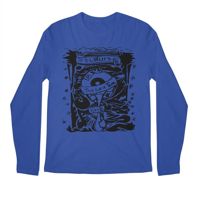 That Last Tear Men's Longsleeve T-Shirt by ArtHeartB