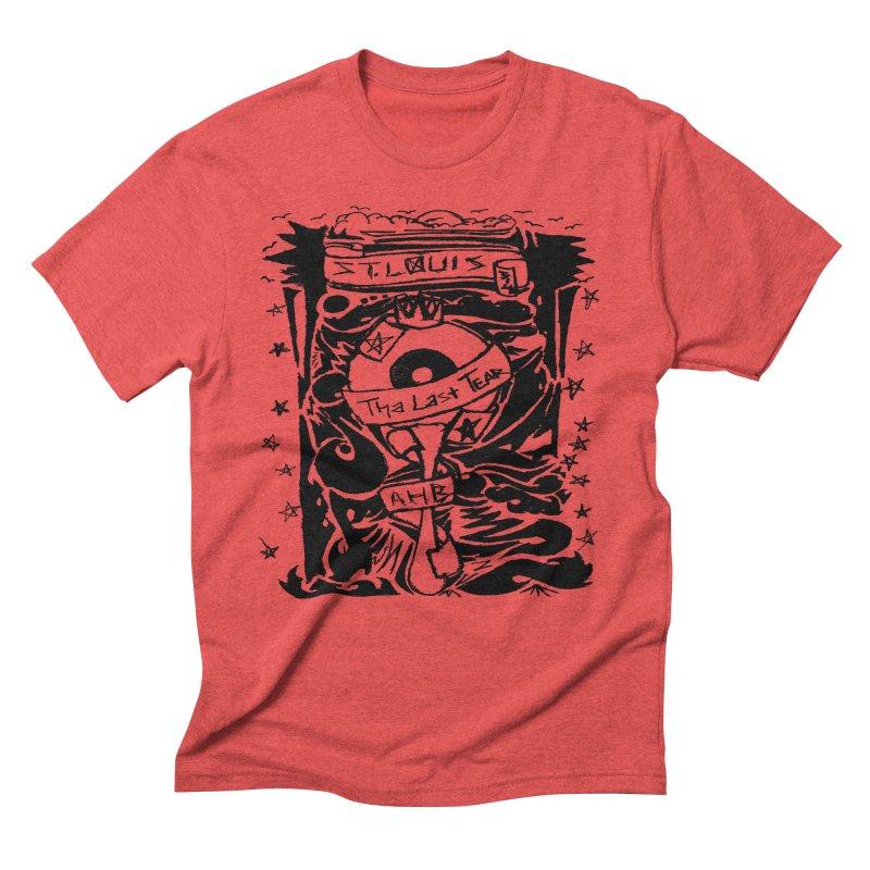 That Last Tear Men's Triblend T-Shirt by ArtHeartB