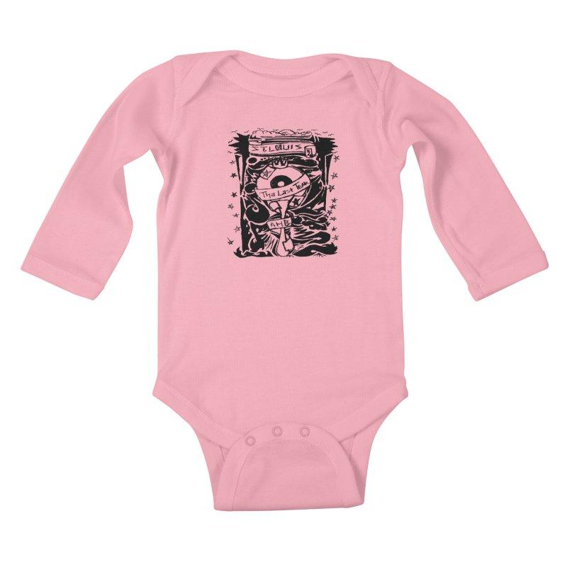 That Last Tear Kids Baby Longsleeve Bodysuit by ArtHeartB