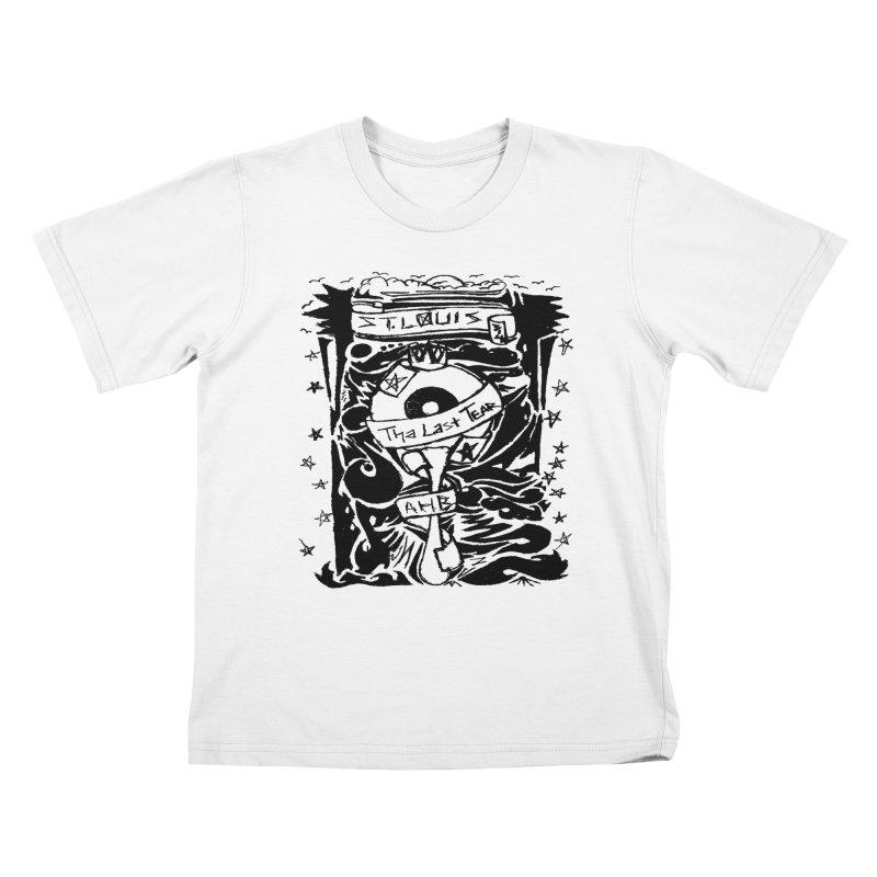 That Last Tear Kids T-shirt by ArtHeartB