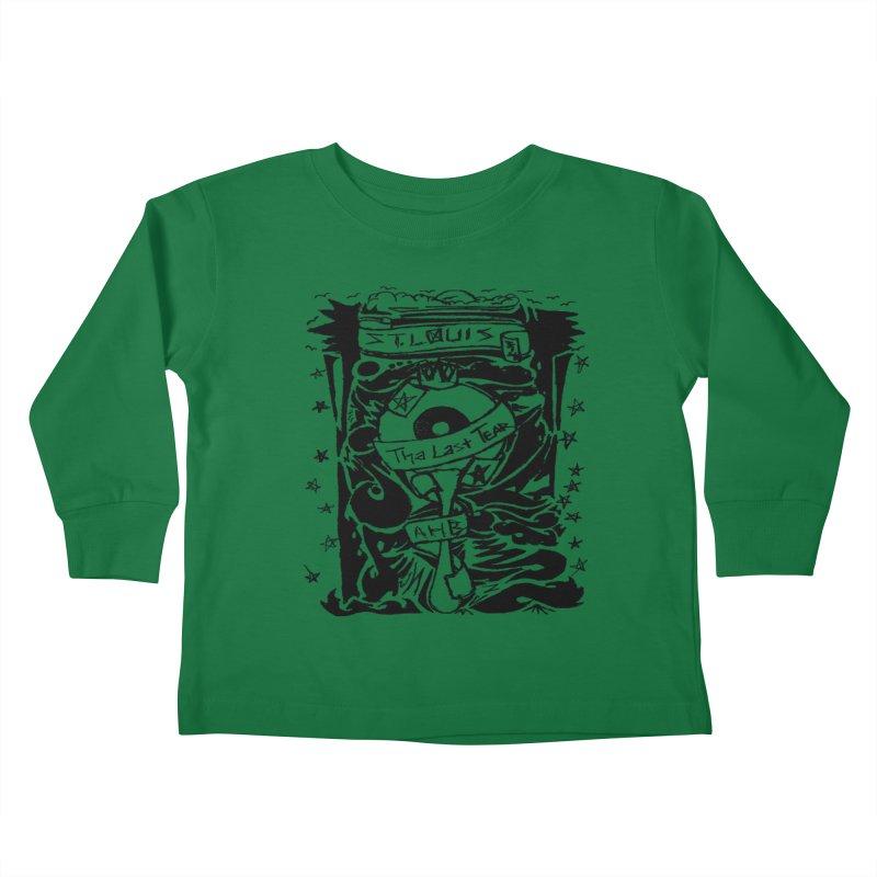 That Last Tear Kids Toddler Longsleeve T-Shirt by ArtHeartB