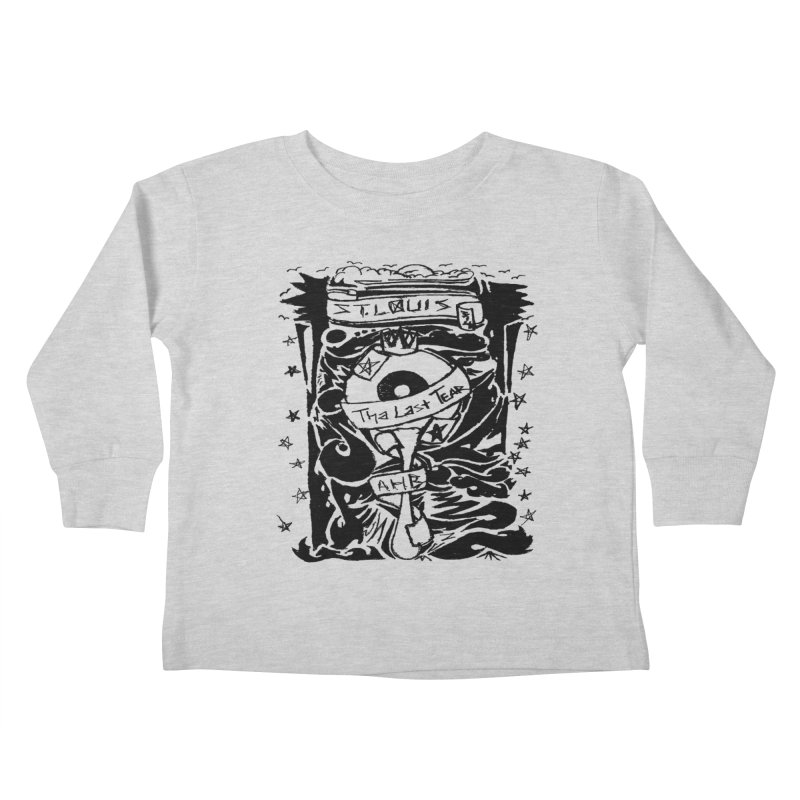 That Last Tear Kids Toddler Longsleeve T-Shirt by ArtHeartB