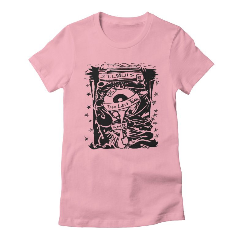 That Last Tear Women's Fitted T-Shirt by ArtHeartB