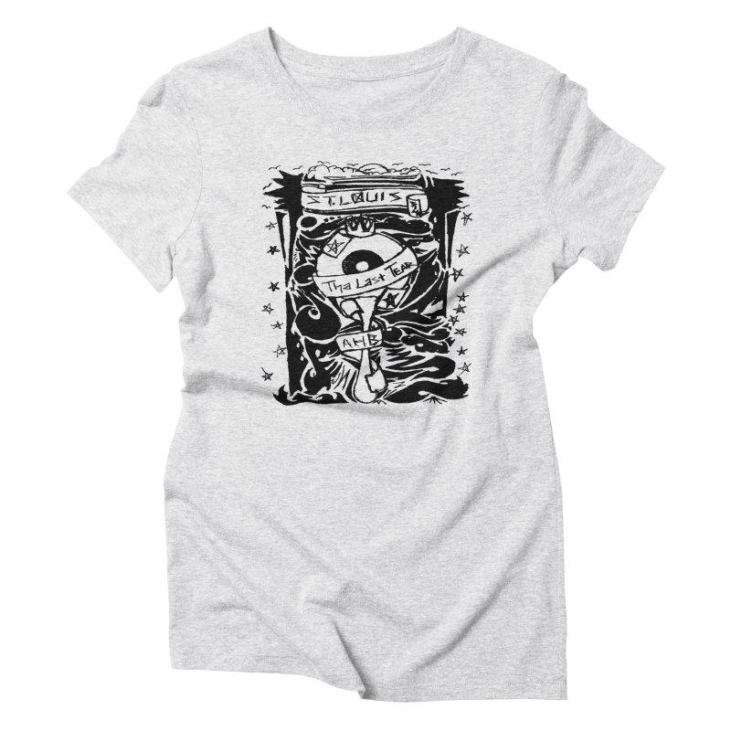 That Last Tear Women's Triblend T-Shirt by ArtHeartB