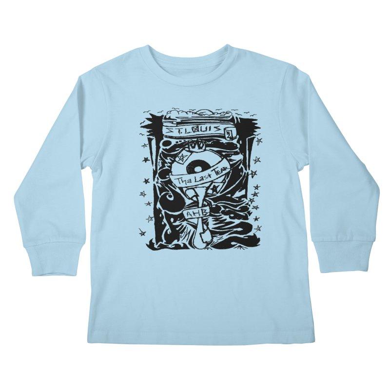 That Last Tear Kids Longsleeve T-Shirt by ArtHeartB