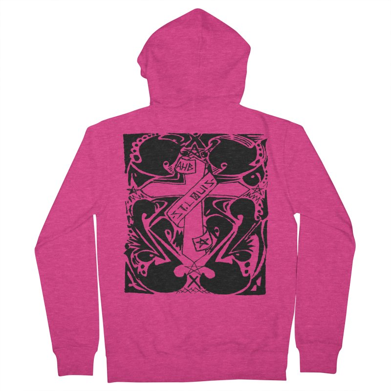 Tribal Kross Women's Zip-Up Hoody by ArtHeartB