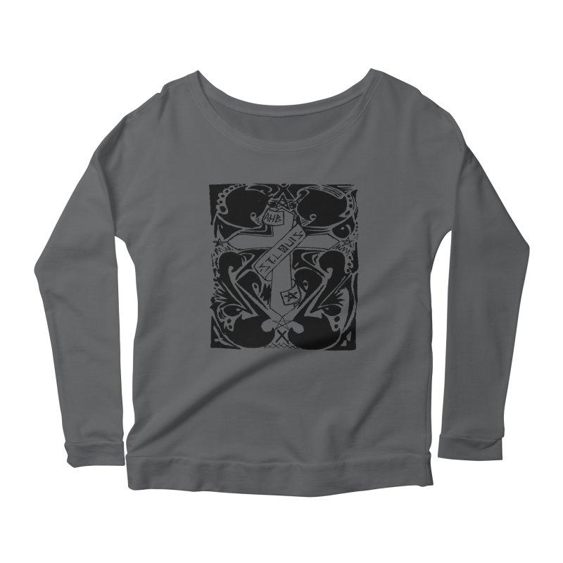 Tribal Kross Women's Longsleeve T-Shirt by ArtHeartB