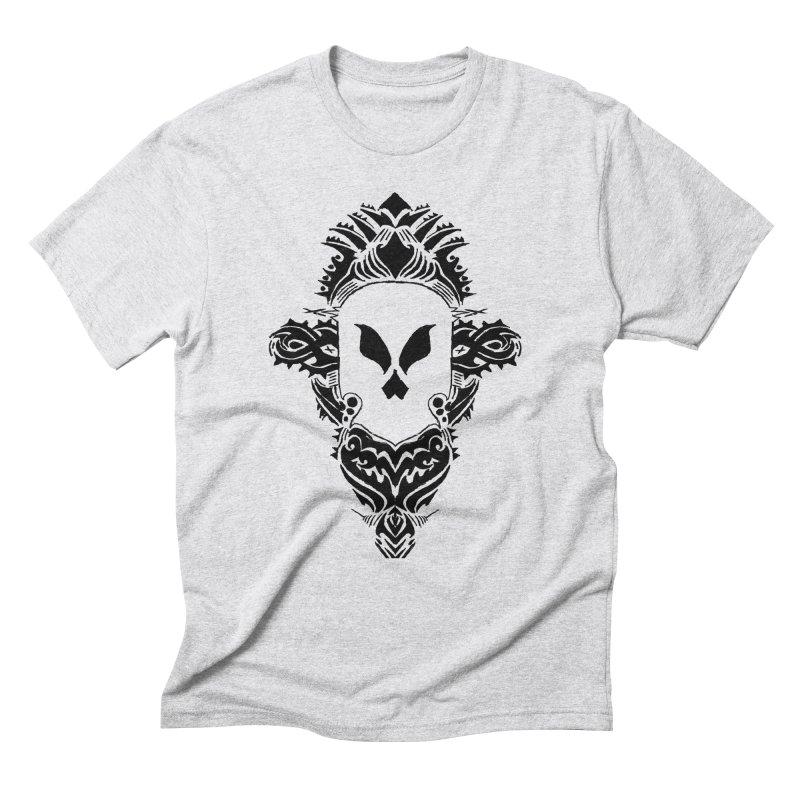 Tribe Tribe Men's Triblend T-Shirt by ArtHeartB