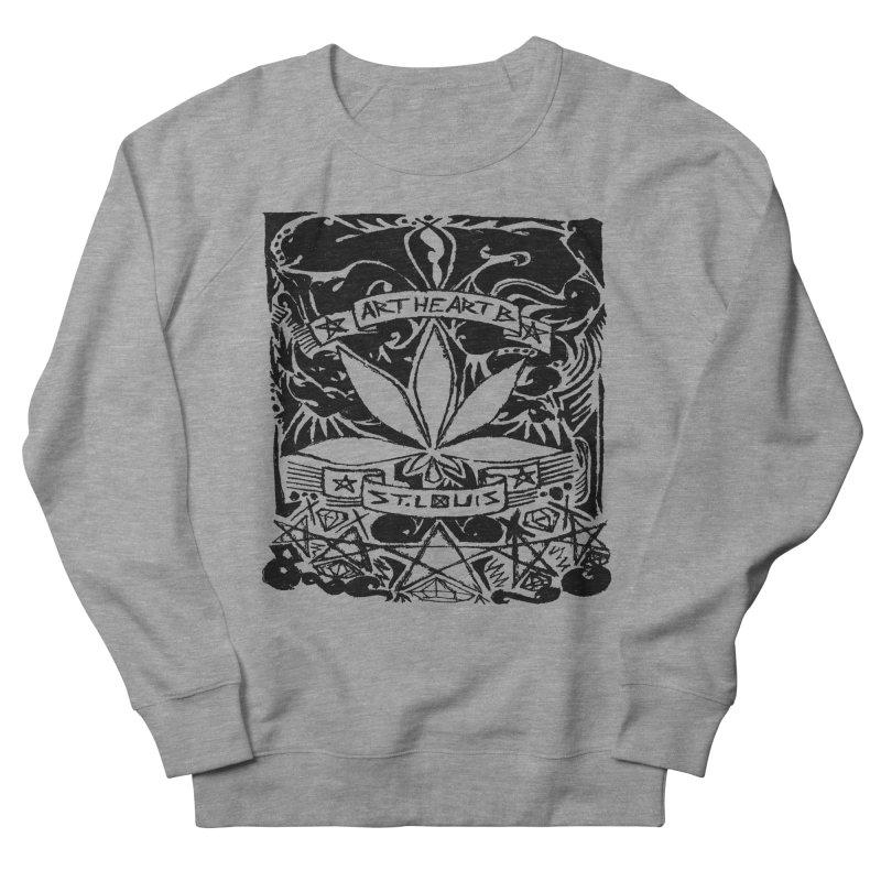 Weed And Diamonds Women's Sweatshirt by ArtHeartB