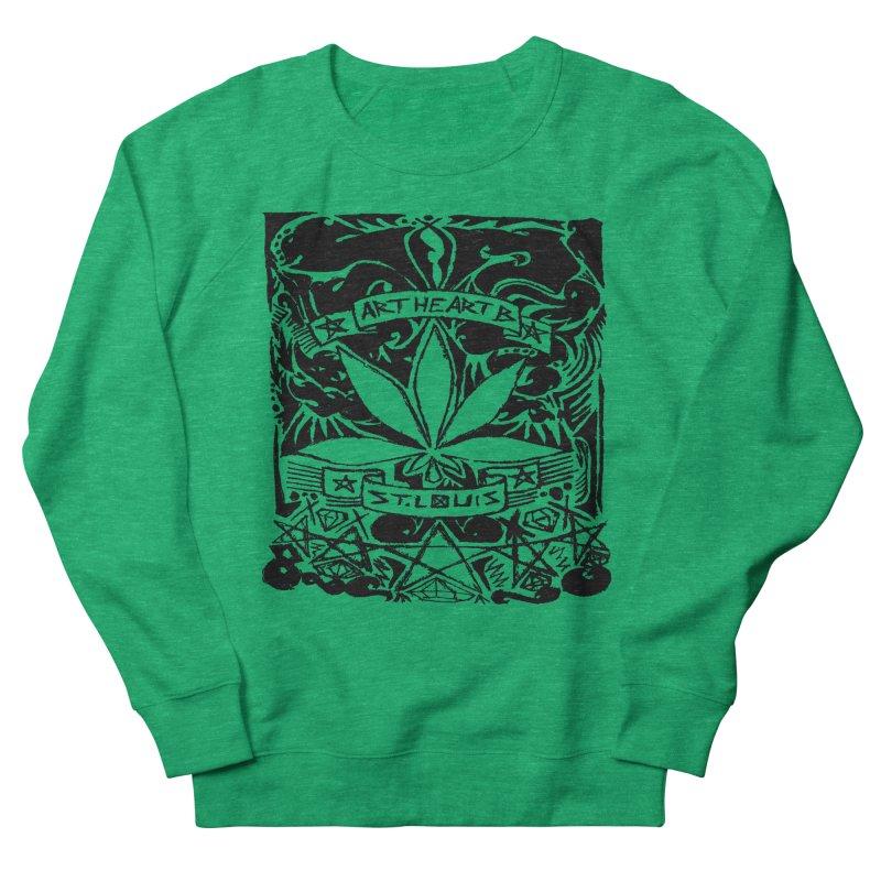 Weed And Diamonds Men's Sweatshirt by ArtHeartB