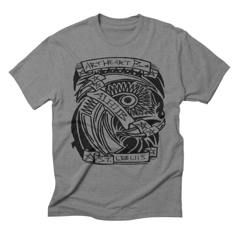Yah! Yah! Men's Triblend T-Shirt by ArtHeartB