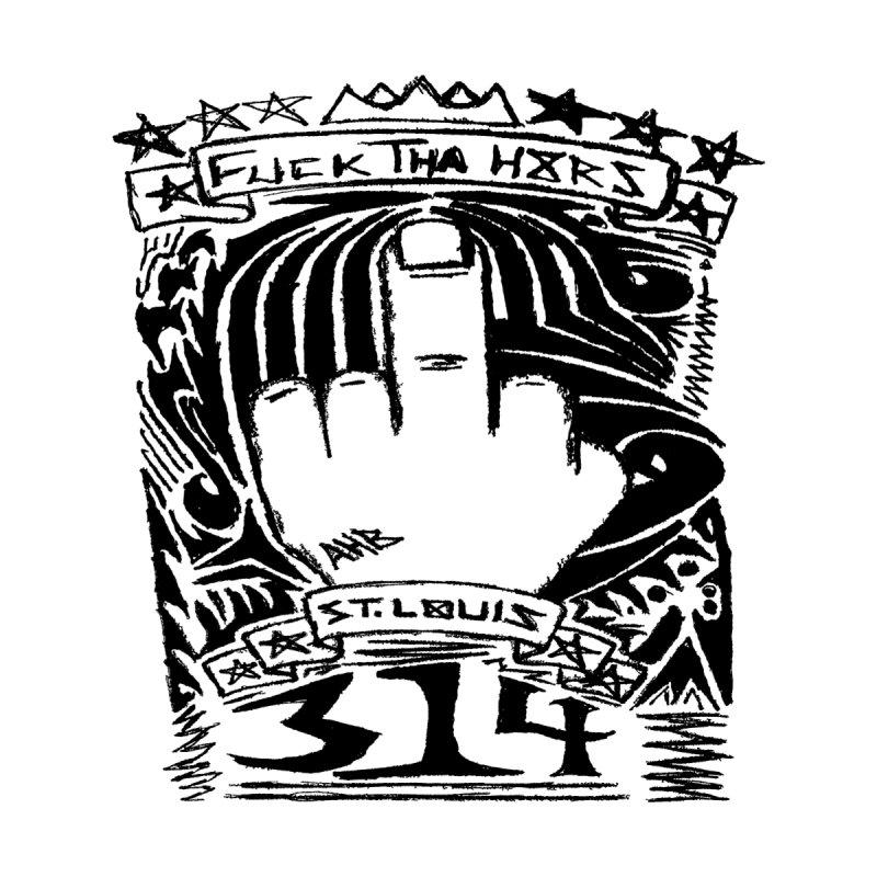 Fuck Tha H8rs by ArtHeartB