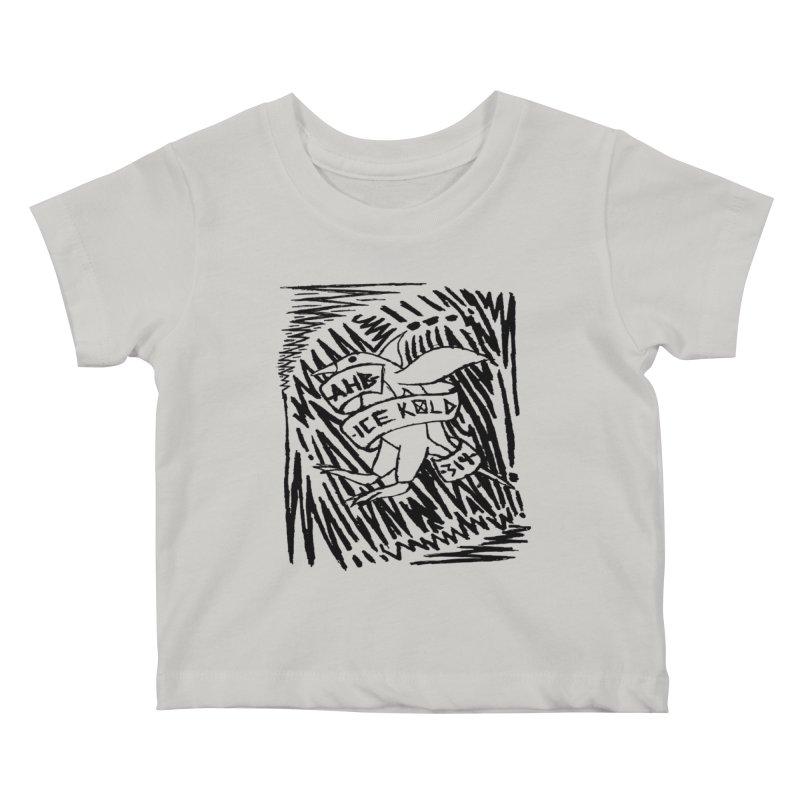 Ice Kold Kids Baby T-Shirt by ArtHeartB