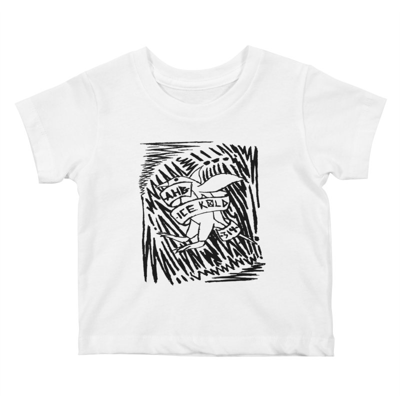 Ice Kold Kids Baby T-Shirt by ArtHeartB