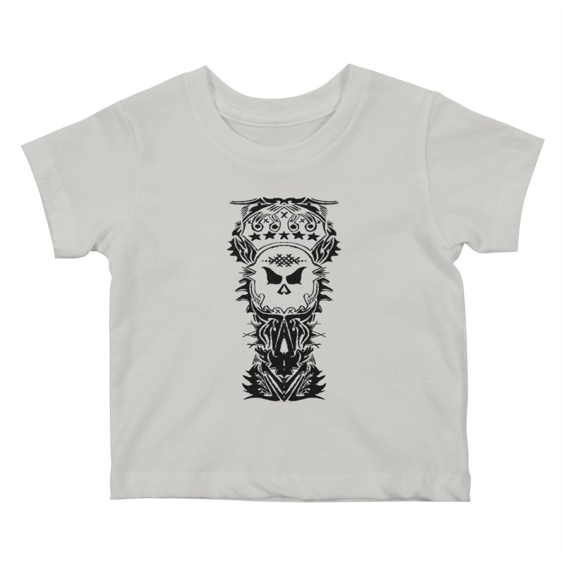 King Vicious  Kids Baby T-Shirt by ArtHeartB