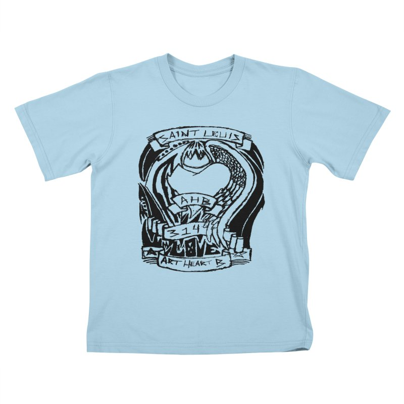 Love Kids T-shirt by ArtHeartB