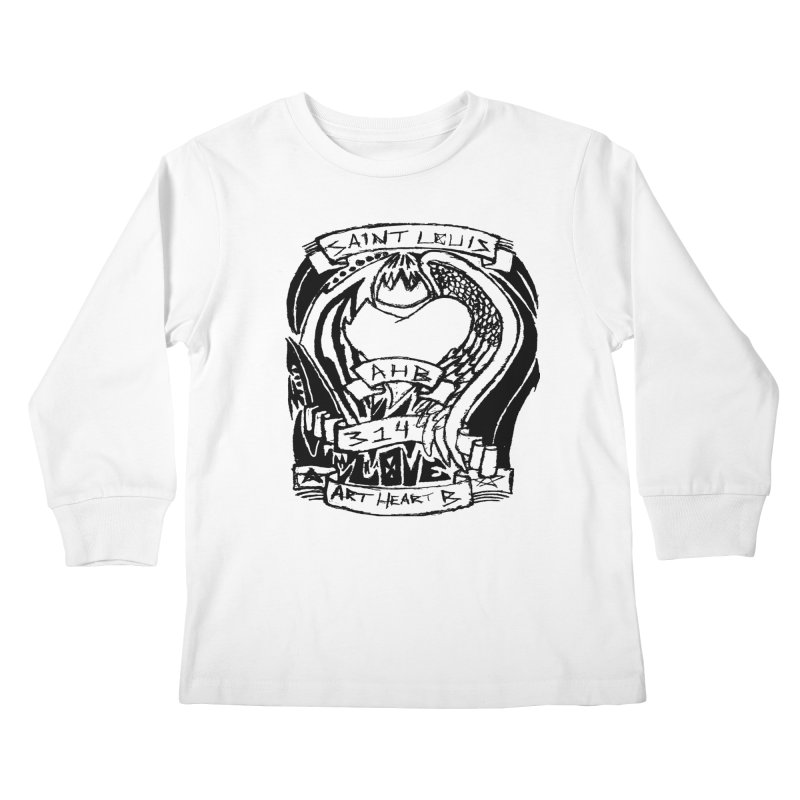 Love Kids Longsleeve T-Shirt by ArtHeartB