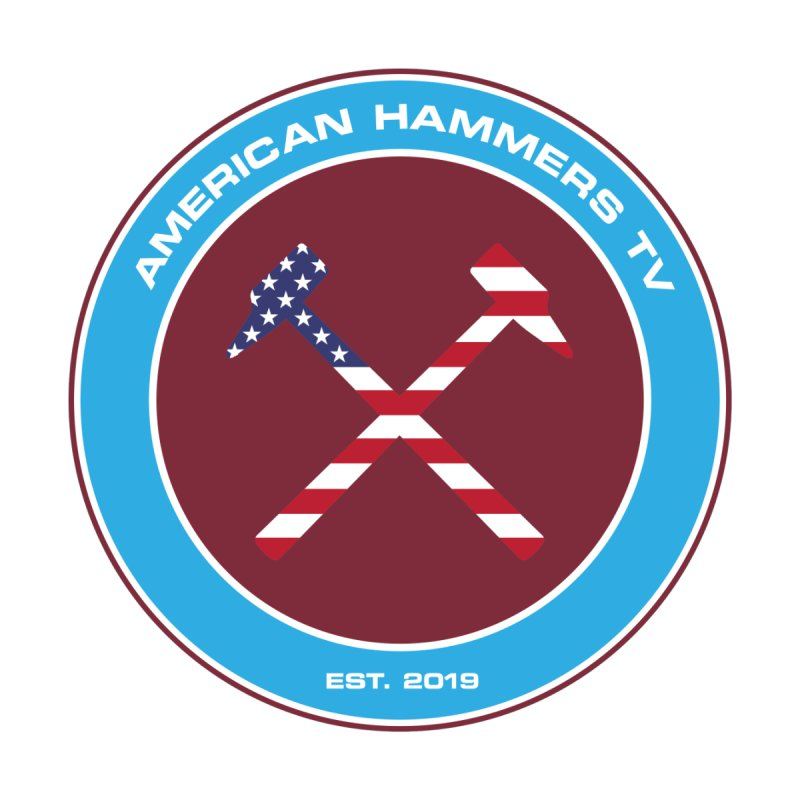 American Hammers TV Men's T-Shirt by American Hammers Official Team Store
