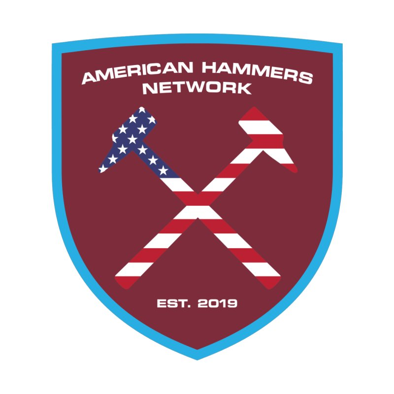 American Hammers Network Men's T-Shirt by American Hammers Official Team Store