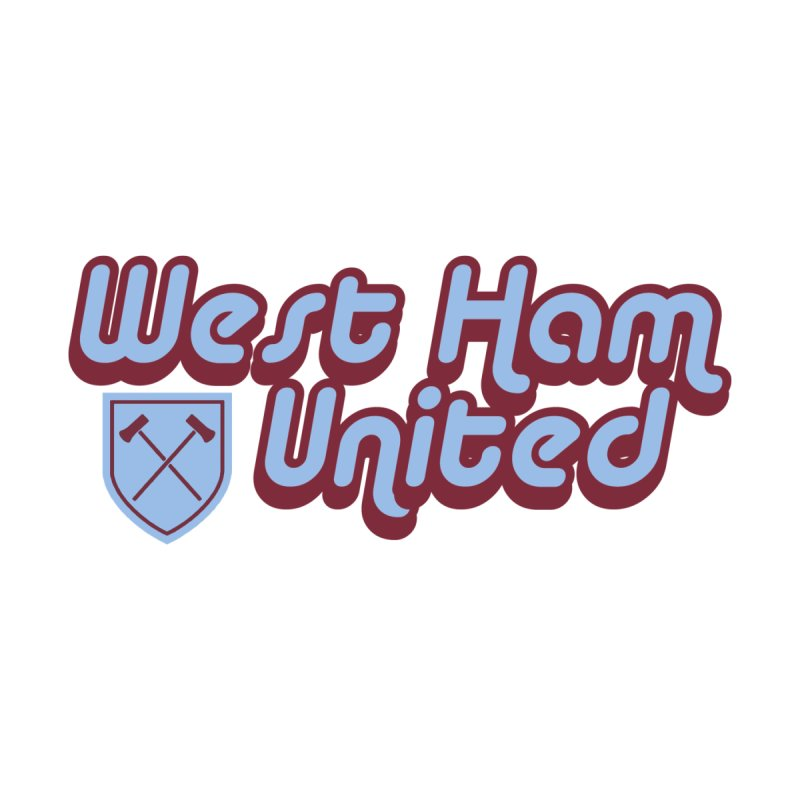 1960's West Ham Accessories Skateboard by American Hammers Official Team Store