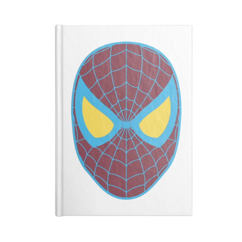 Spider-Ham Accessories Notebook by American Hammers Official Team Store