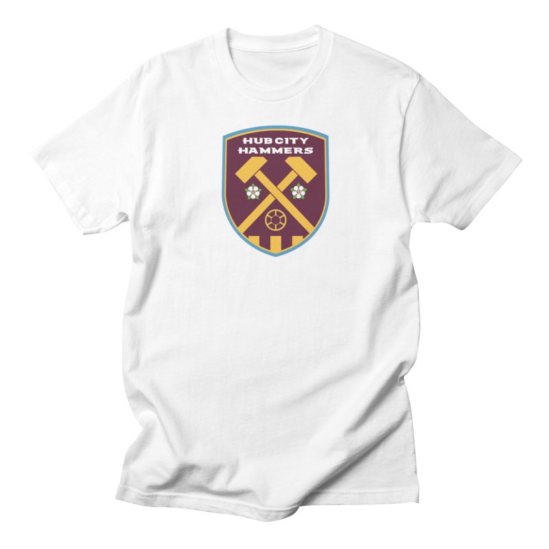 Hub City Hammers Men's T-Shirt by American Hammers Official Team Store