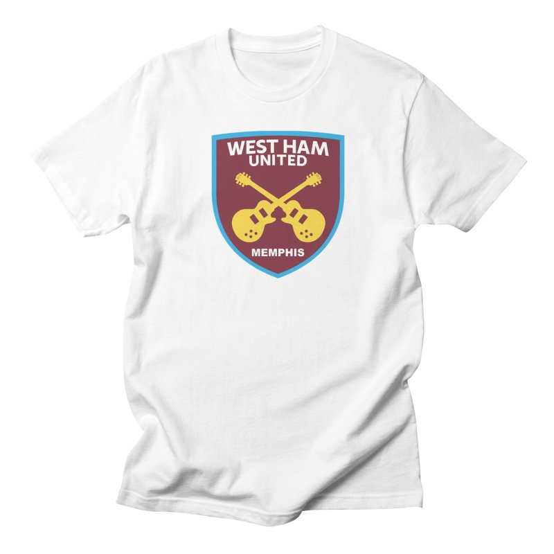 Memphis Hammers Men's T-Shirt by American Hammers Official Team Store