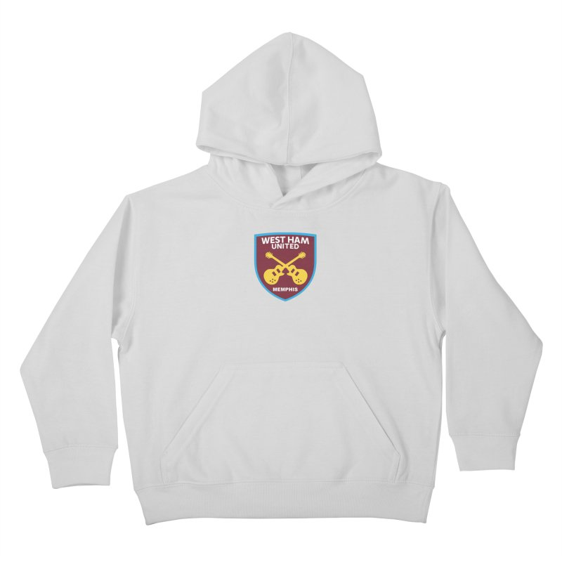 Memphis Hammers Kids Pullover Hoody by American Hammers Official Team Store