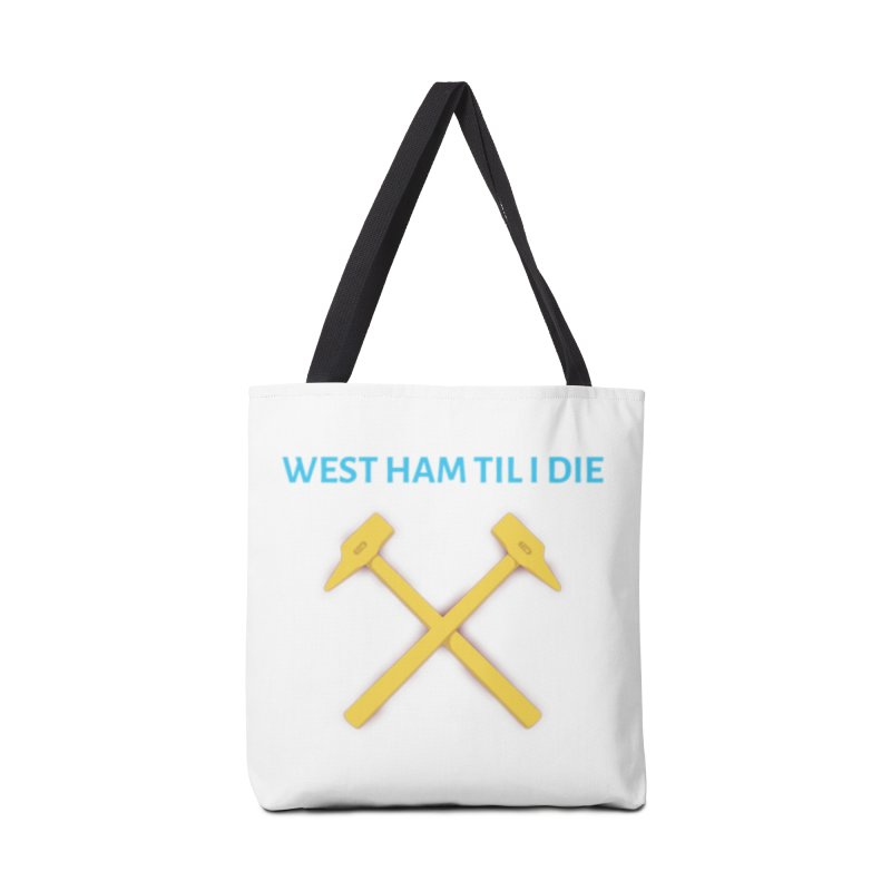WHTID Accessories Bag by American Hammers Official Team Store