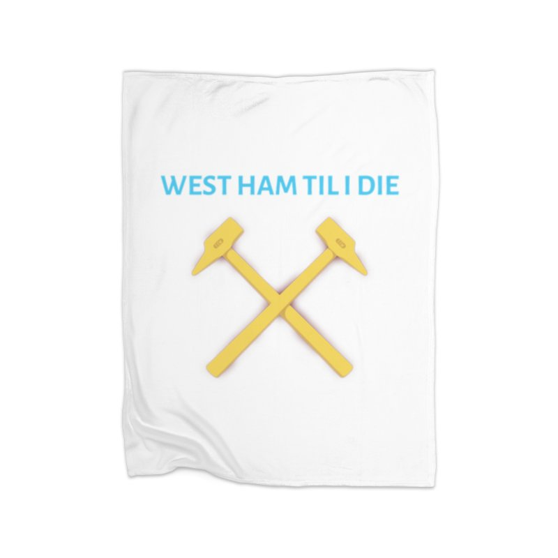 WHTID Home Blanket by American Hammers Official Team Store