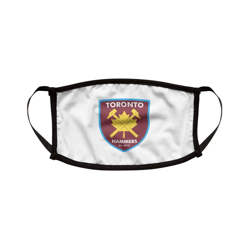 Toronto Hammers Accessories Face Mask by American Hammers Official Team Store