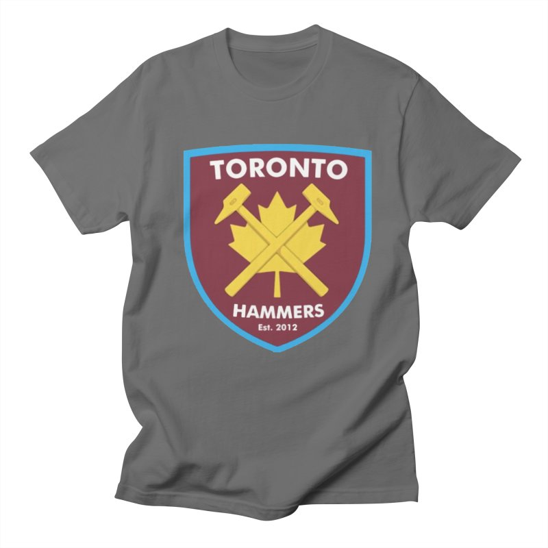 Toronto Hammers Men's T-Shirt by American Hammers Official Team Store