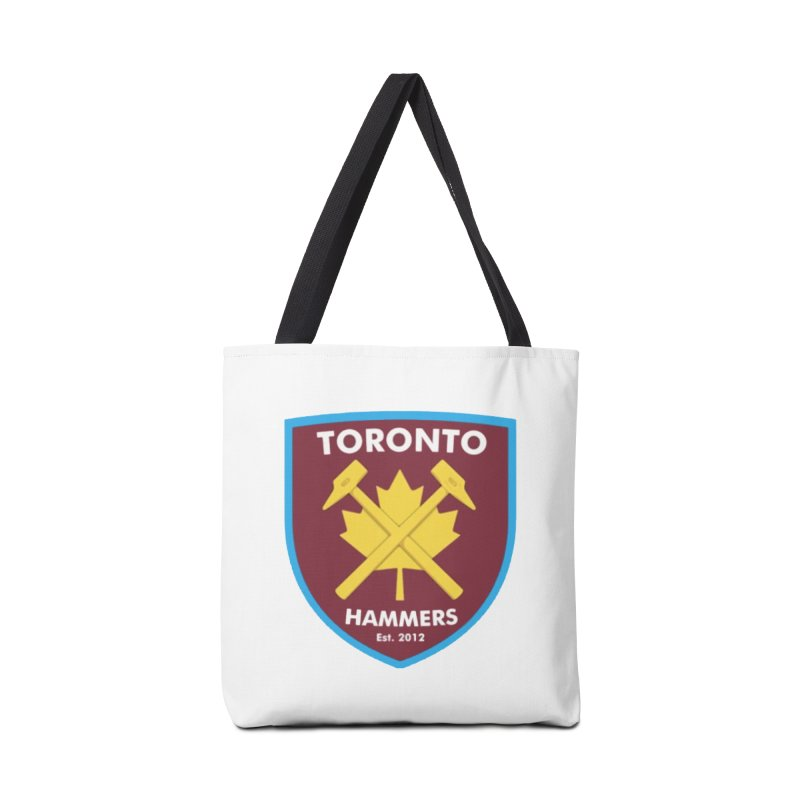Toronto Hammers Accessories Bag by American Hammers Official Team Store