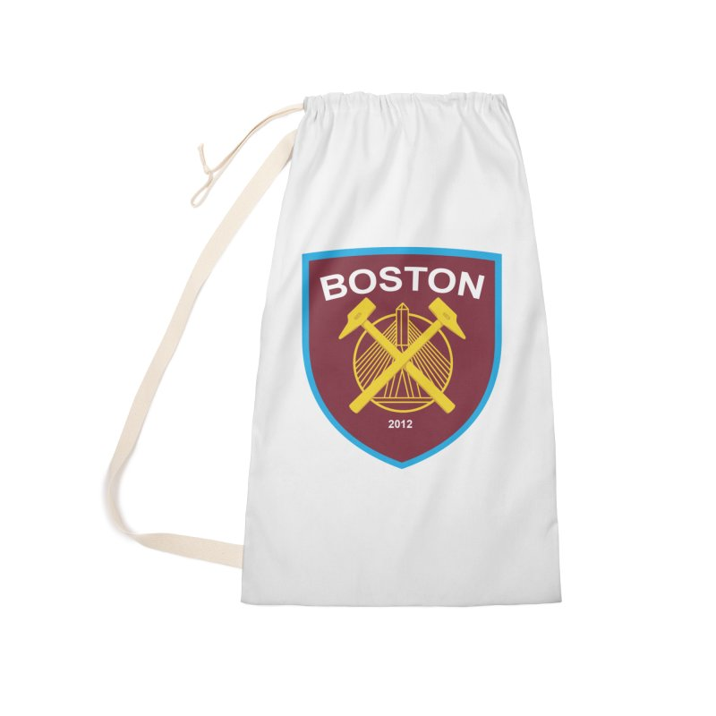 Boston Hammers Accessories Bag by American Hammers Official Team Store
